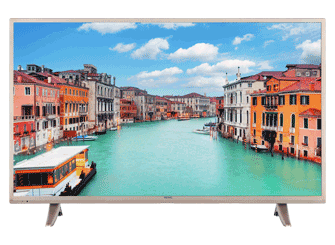 Regal 43R6520FA Altın Smart Led Tv