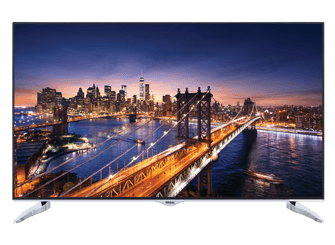 "Regal 55R6080U 55"" 4K SMART LED TV"