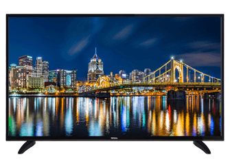 "Regal 43R6010U 43"" 4K SMART LED TV"