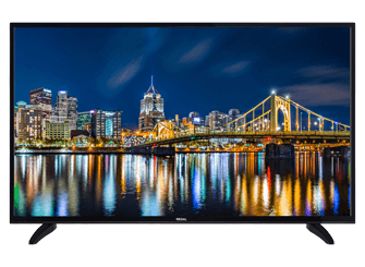 "Regal 55R6010U 55"" 4K SMART LED TV"
